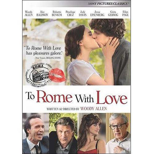 To Rome With Love (Widescreen)