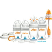 Munchkin LATCH Newborn Baby Bottle Gift Set