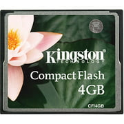 Kingston 4GB CompactFlash Card