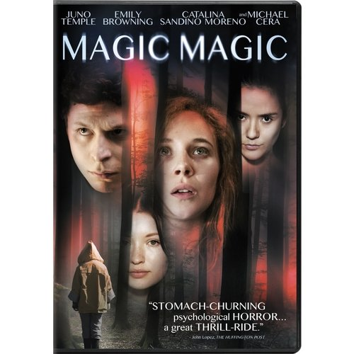 Magic Magic (Anamorphic Widescreen)