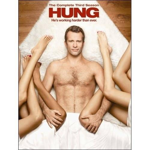 HUNG-COMPLETE 3RD SEASON (DVD/2 DISC/WS-16X9)/ENG-FR-SP-THAI SUB)