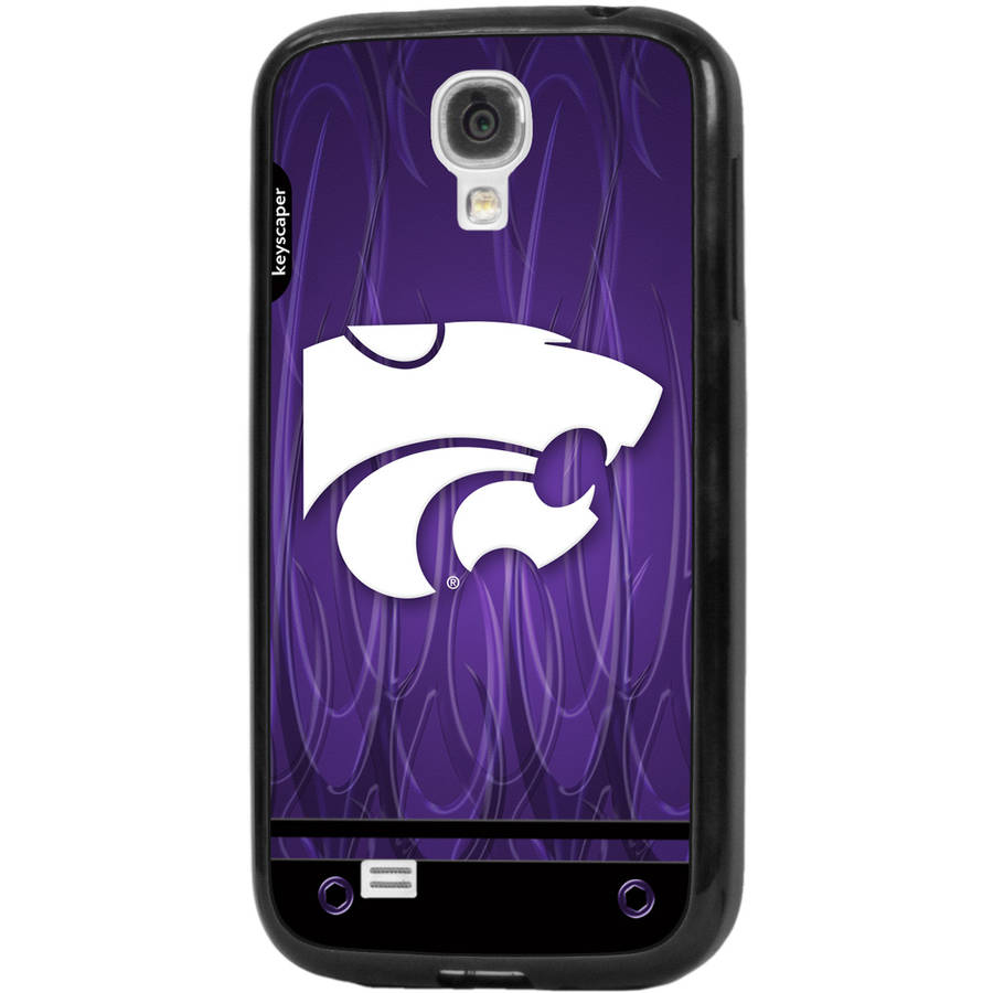 Kansas State Wildcats Galaxy S4 Bumper Case