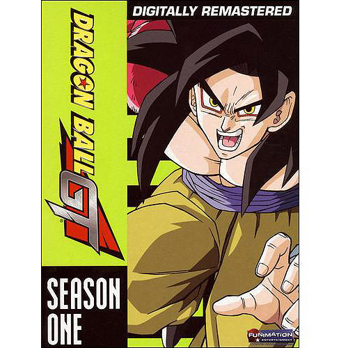 DragonBall GT: Season One