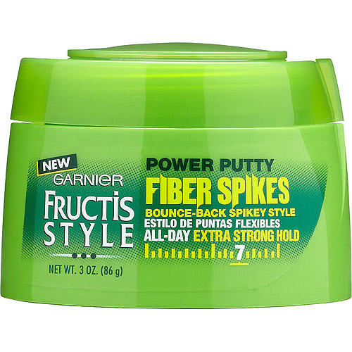 Garnier Fructis Style Fiber Spikes Power Putty, 3 oz