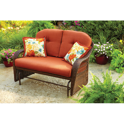 Better Homes and Gardens Azalea Ridge Glider, Seats 2