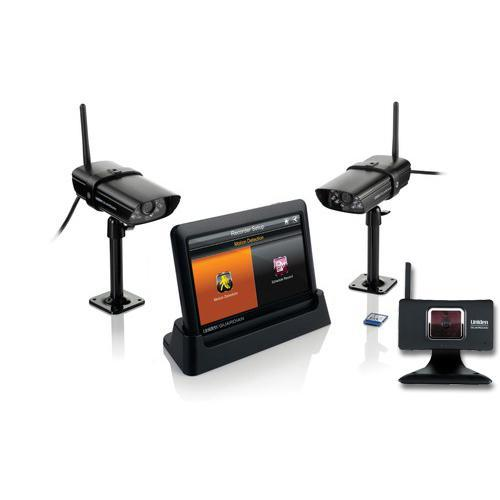 uniden guardian g755 3 cameras weatherproof wireless