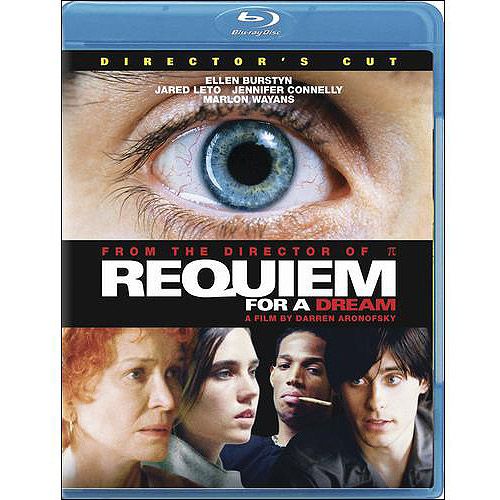 Requiem For A Dream (Unrated Director's Cut) (Blu-ray) (Widescreen)