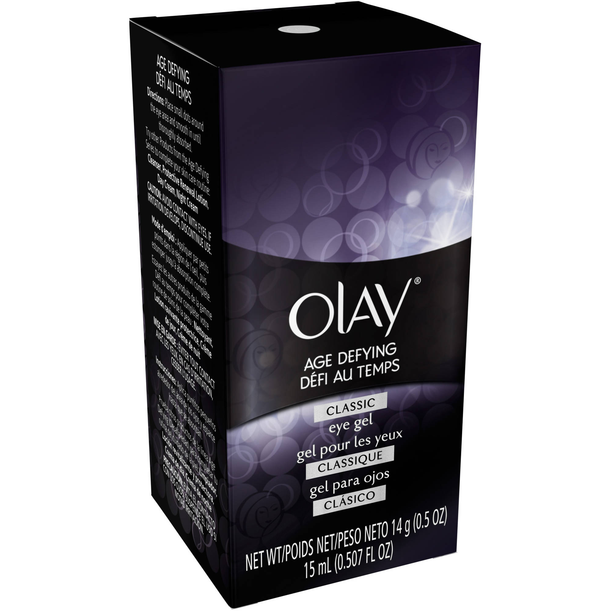 Olay Age Defying Series Revitalizing Anti-Aging Eye Gel  0.5 Oz