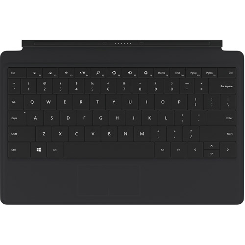 Microsoft Surface Type Cover 2 Black
