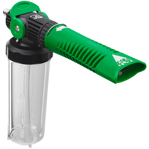 Green Earth Technologies G Clean Foam Blaster Nozzle for Pressure Washers