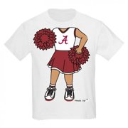 Alabama Crimson Tide Heads Up! Cheerleader Infant/Toddler T-Shirt