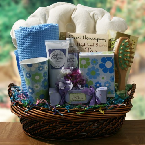 Just Relax Gift Basket