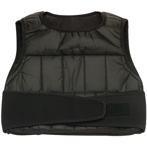 GoFit Adjustable 20-lb Unisex Weighted Vest