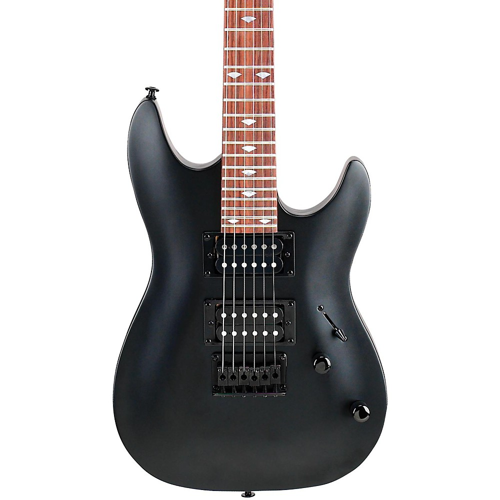 Laguna LE50 Short-Scale Electric Guitar Satin Black