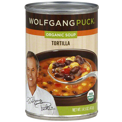 Wolfgang Puck Signature Tortilla Soup, 14.5 oz (Pack of 12)