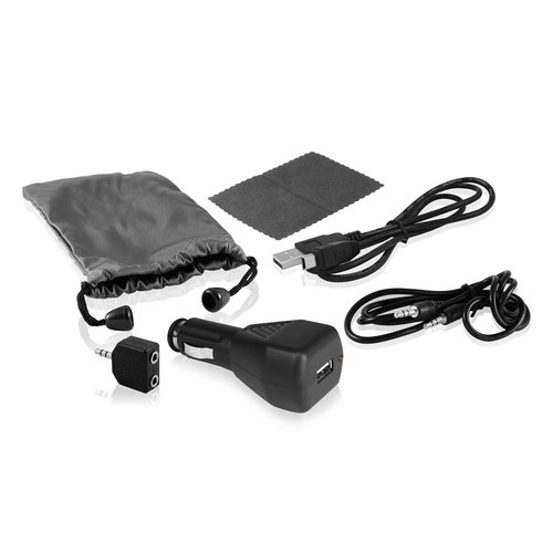 Ematic 6-in-1 Universal Accessory Kit for iPods/MP3 Players