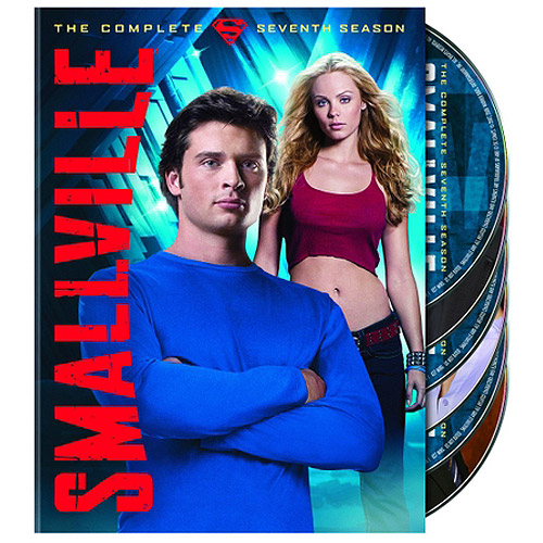 SMALLVILLE-COMPLETE 7TH SEASON (DVD/6 DISC/WS-16:9)