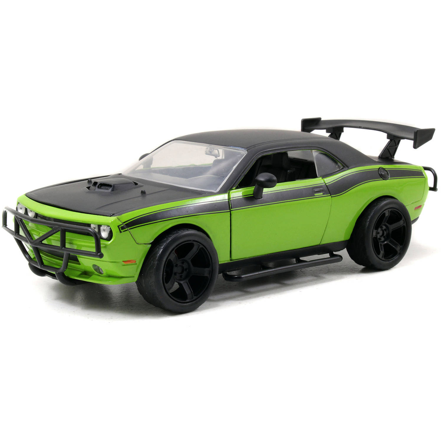 Jada Toys Fast and Furious 1/24 Scale Die Cast Dodge Challenger