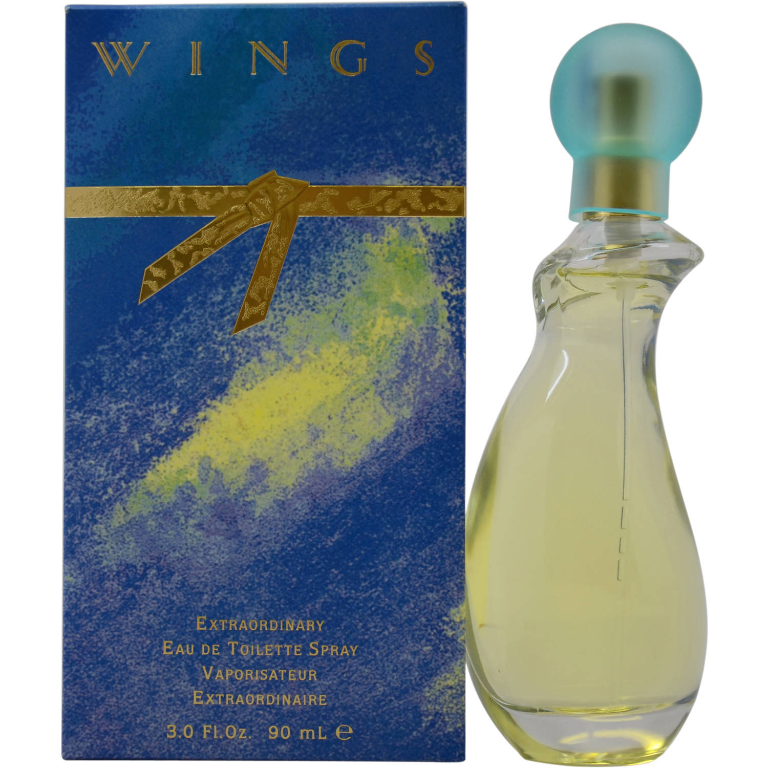 Wings for Women Eau de Toilette Spray, 3 fl oz