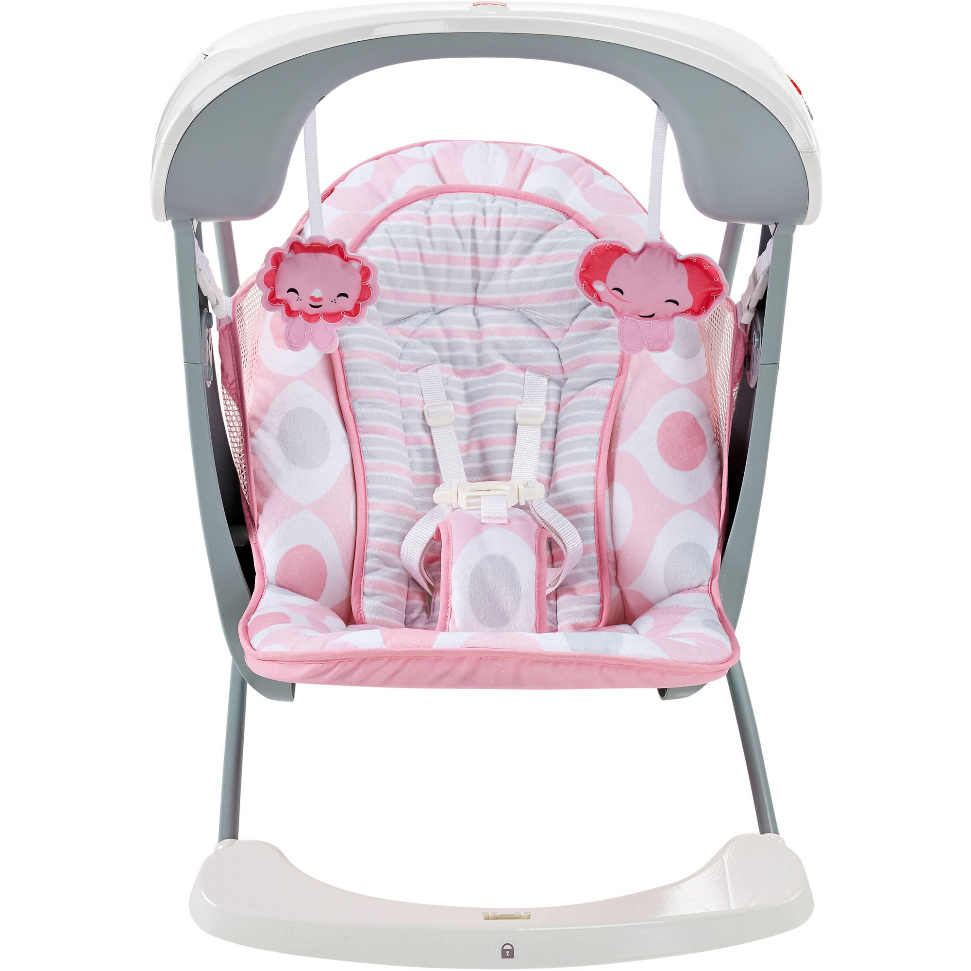 Fisher Price Deluxe Take-Along Swing & Seat - Walmart.com