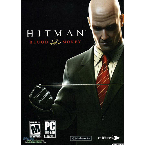 Hitman: Blood Money ESD Action Game (PC) (Digital Code)