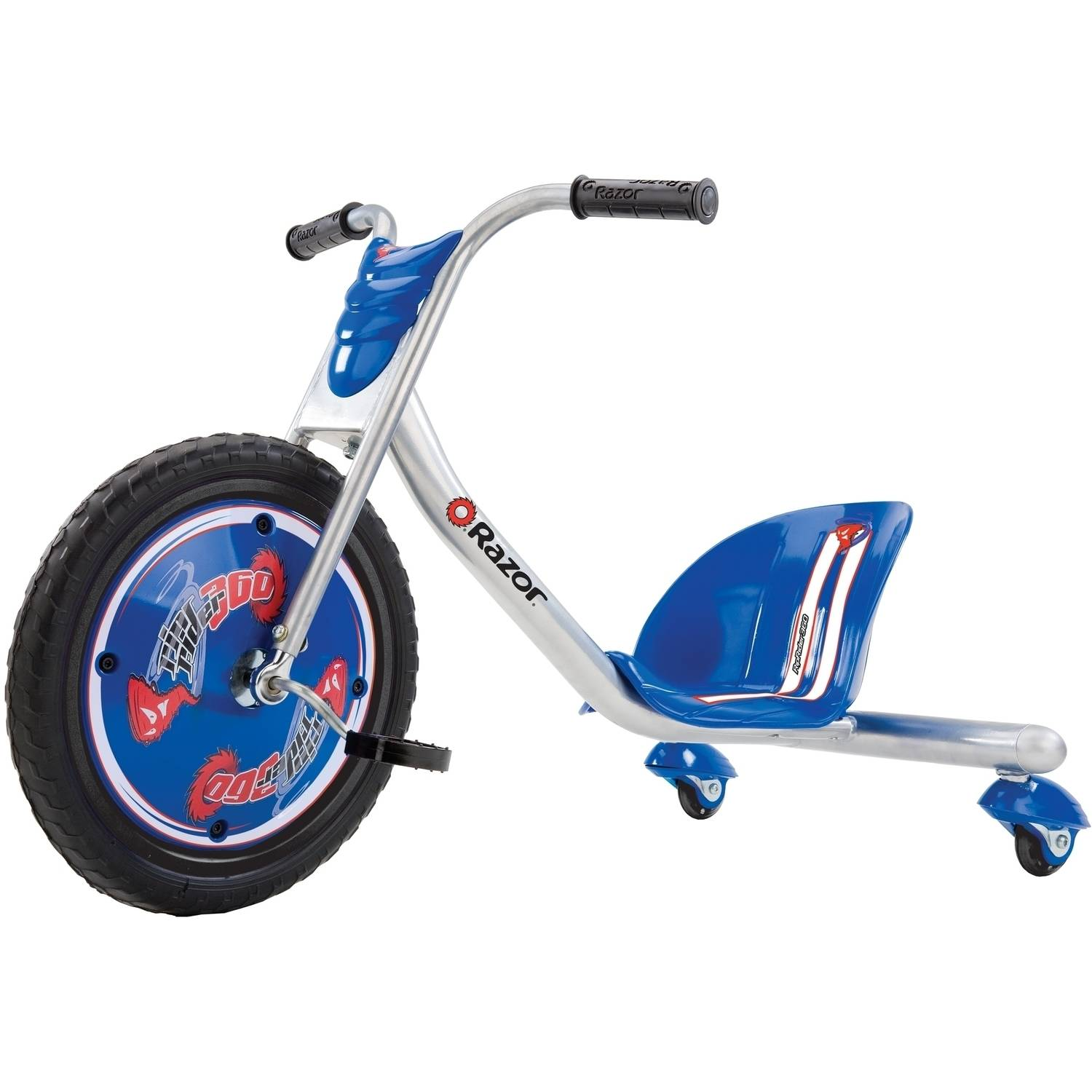 Razor RipRider 360 Ride-On, Blue