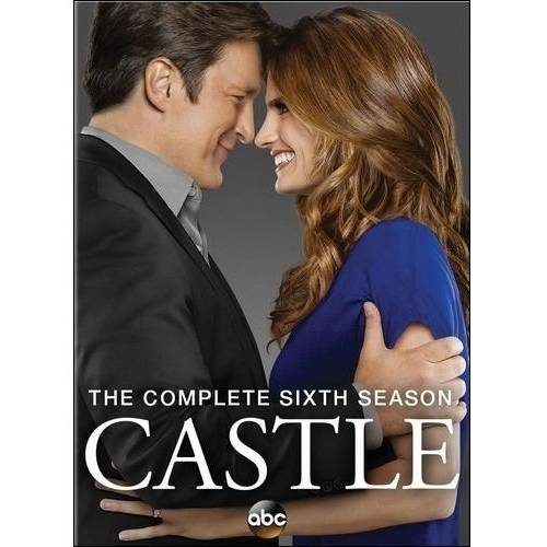 CASTLE-6TH SEASON (DVD/5 DISC/WS)