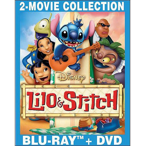Lilo & Stitch / Lilo & Stitch 2: Stitch Has A Glitch (Blu-ray + DVD) (Widescreen)
