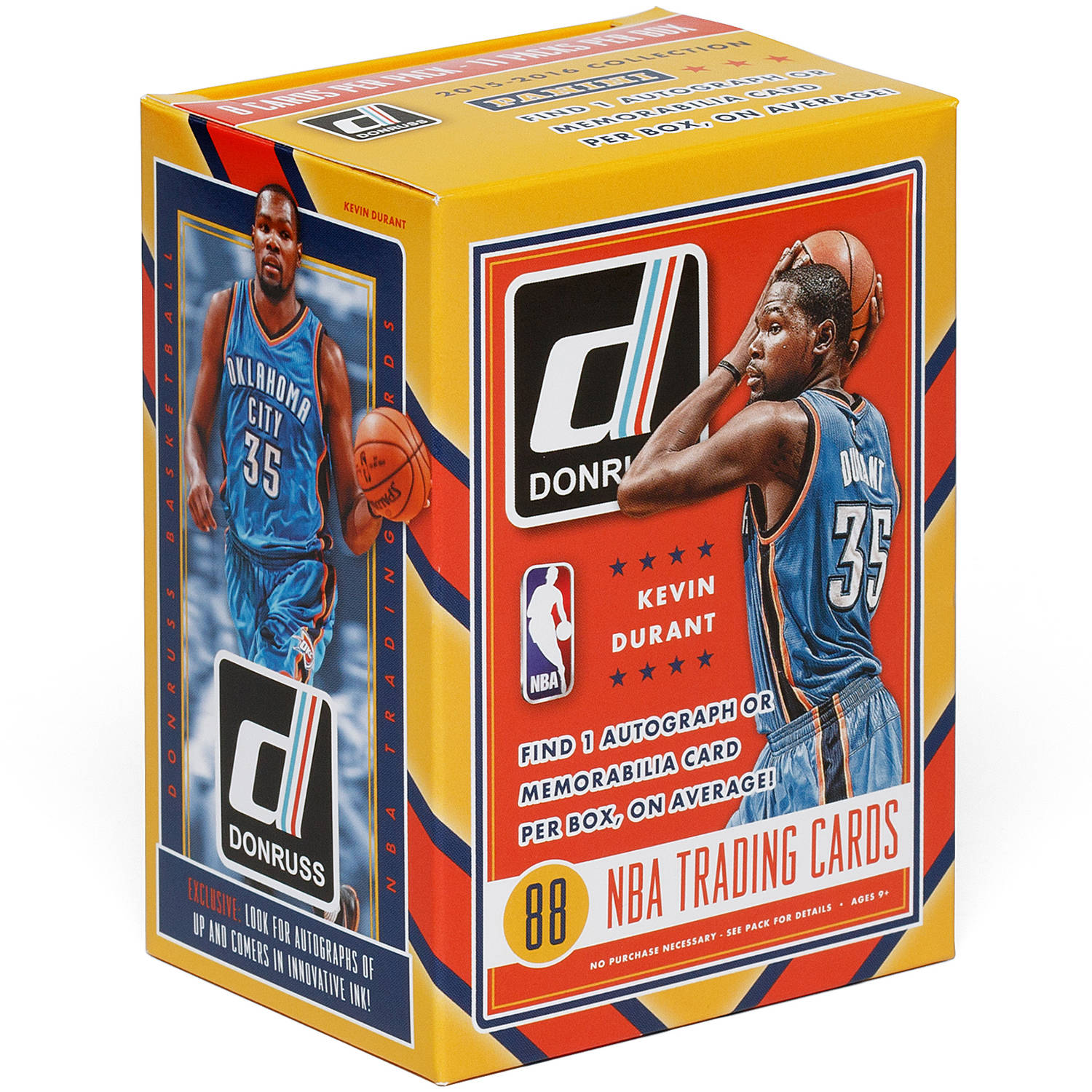 2015-16 Panini NBA Donruss Value Box