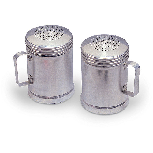 Aluminum Salt-N-Pepper Shaker