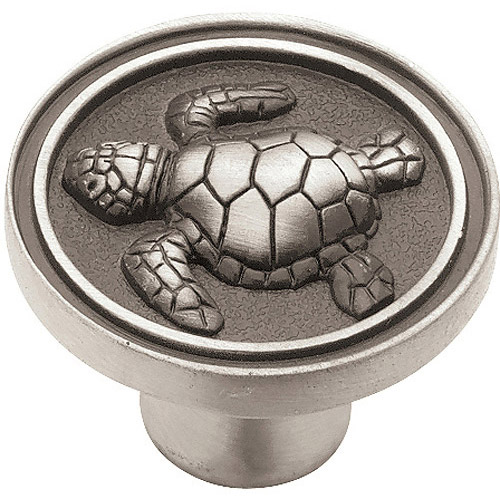 Liberty 35mm Turtle Knob, Available in Multiple Colors
