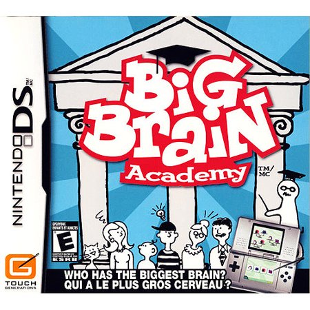 Nintendo DS - Big Brain Academy