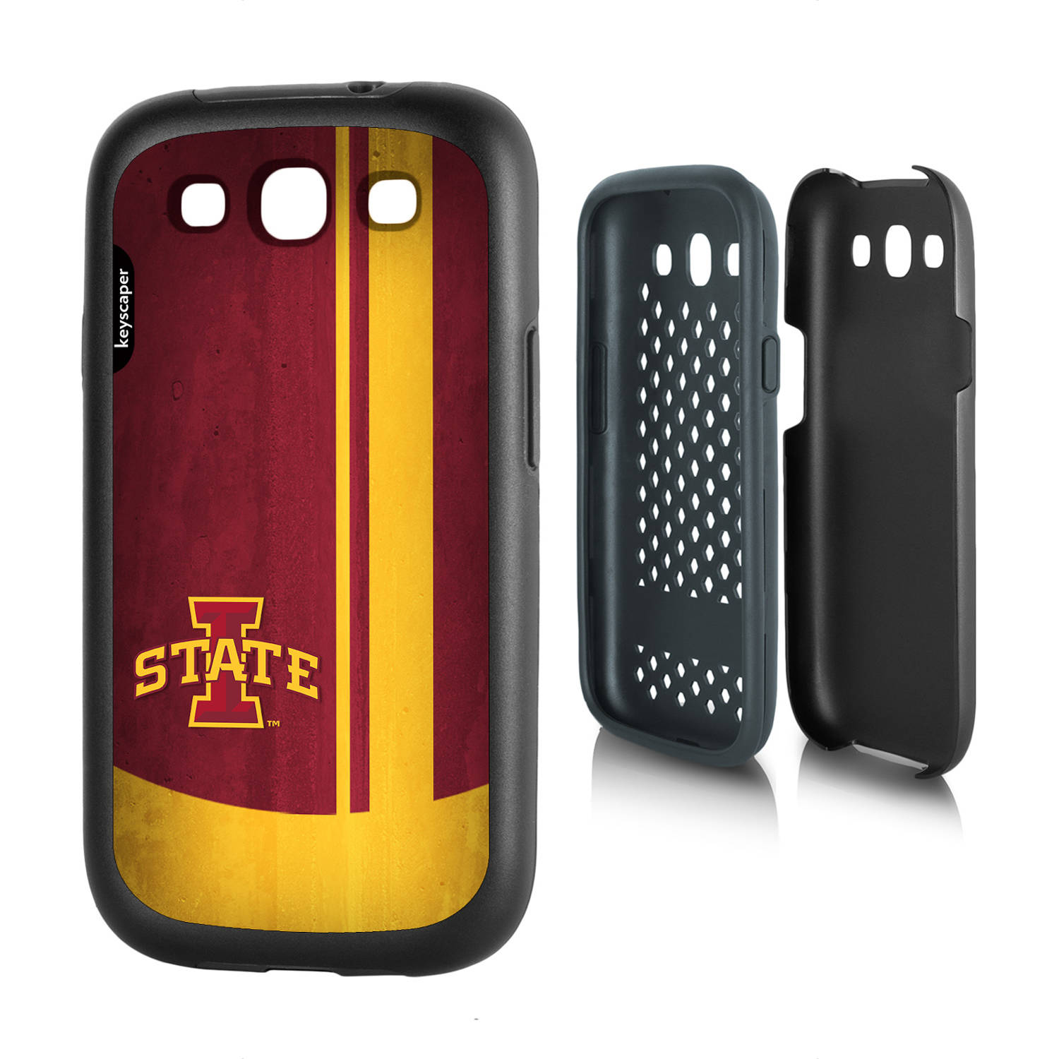 Iowa State Cyclones Galaxy S3 Rugged Case