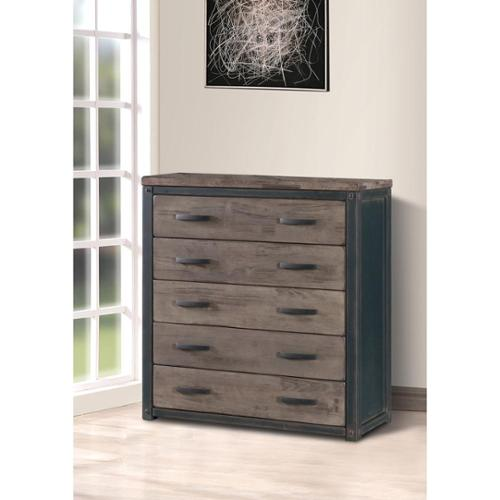 Heritage 5-drawer Chest