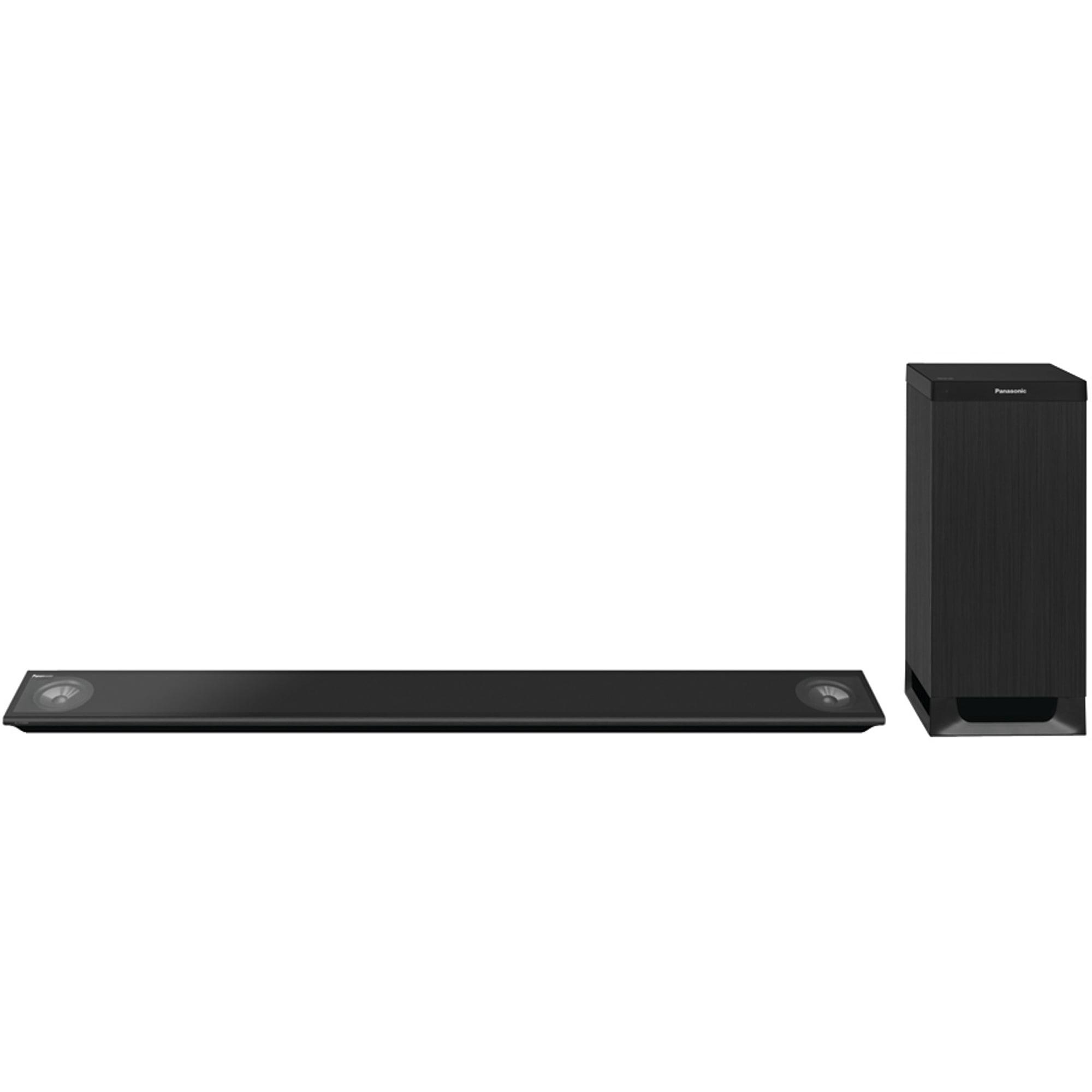 Panasonic SC-HTB880 5.1-Channel Cinema Surround Soundbar with Bluetooth and NFC