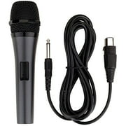 Emerson Karaoke Professional Dynamic Microphone with Detachable Cord