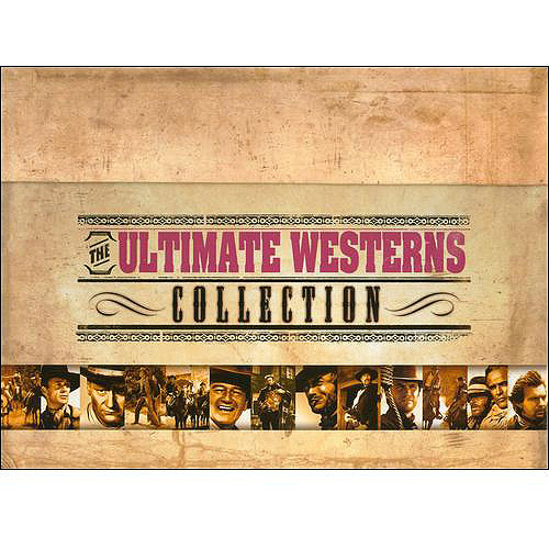 The Ultimate Western Collection (Full Frame, Widescreen)
