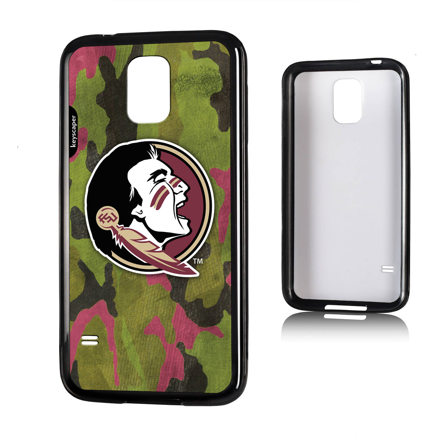 Florida State Seminoles Galaxy S5 Bumper Case