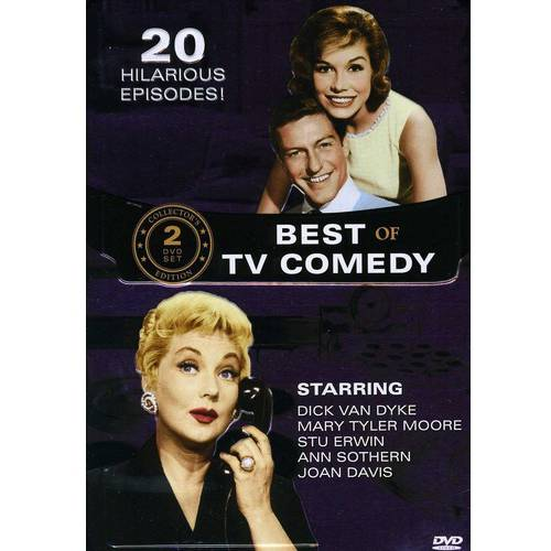 Best Of TV Comedy Collection (Tin Case)