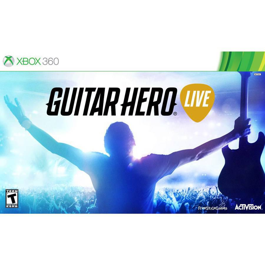 Guitar Hero Live Bundle (Xbox 360)