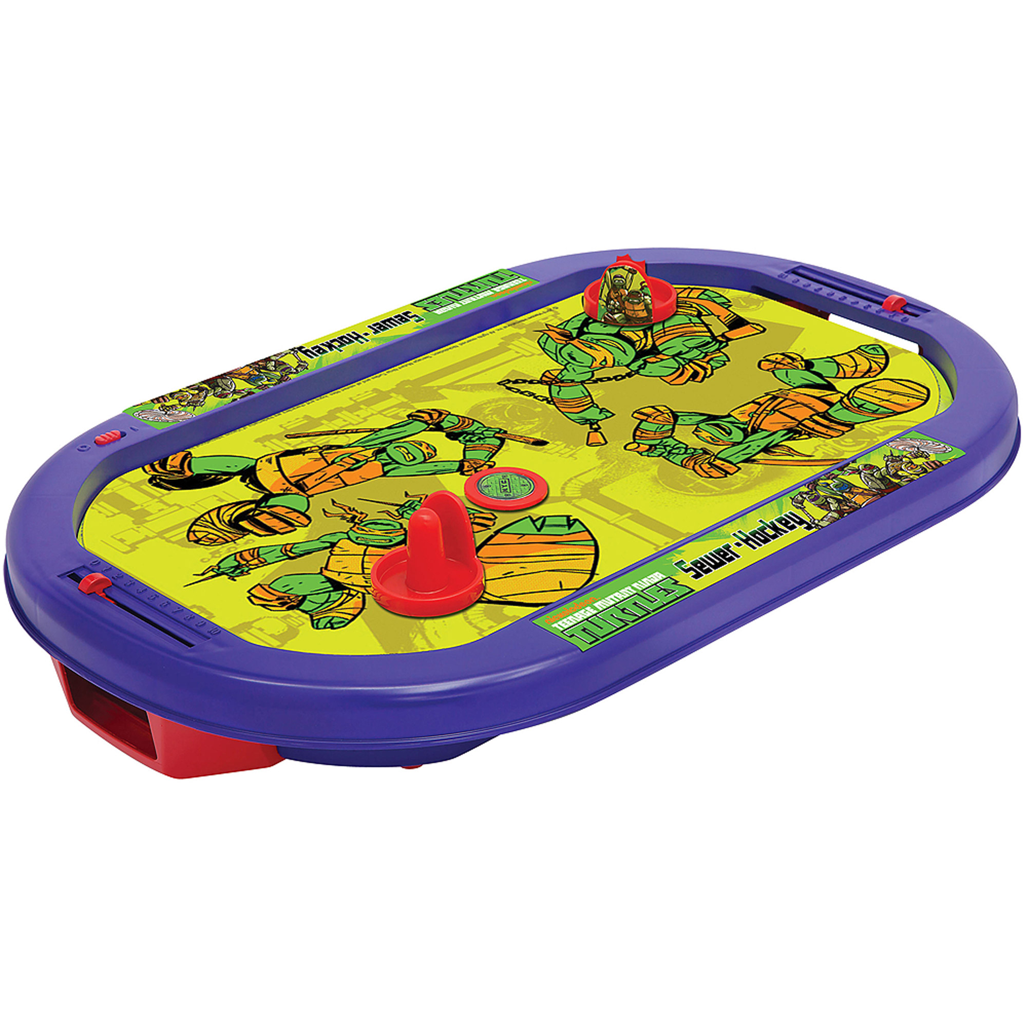 Teenage Mutant Ninja Turtles Air-Cade Sewer Hockey