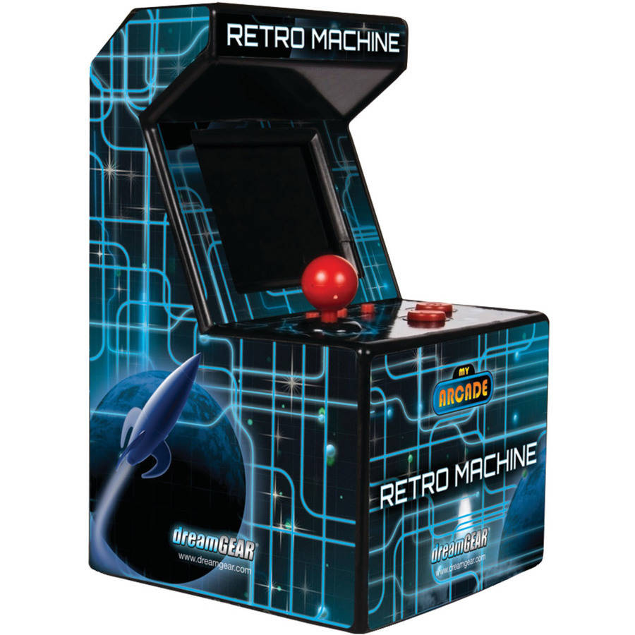 dreamGEAR DGUN-2577 Retro Machine with 200 Built-In Games