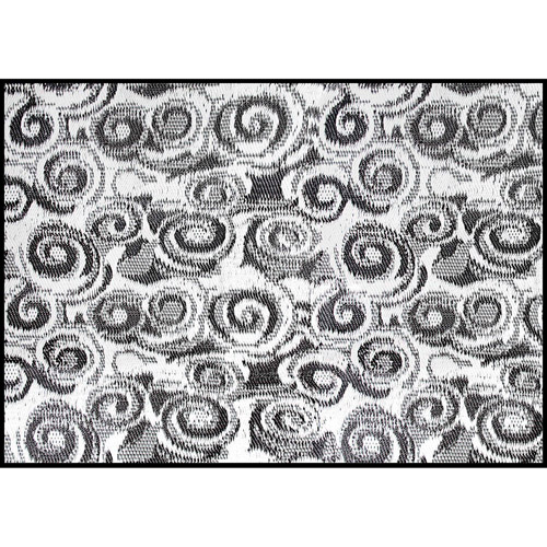 Camco Outdoor Mat, 8' x 16', Charcoal Swirl