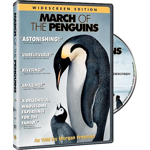 March Of The Penguins (Widescreen)