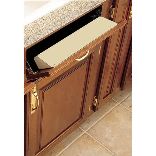 Rev-A-Shelf  LD-6591-30-15-1  Tip Outs  6591  Base Cabinet Organizers  ;Almond