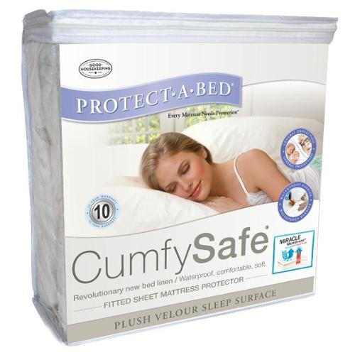 Protect-A-Bed CumfySafe Mattress Protector Full