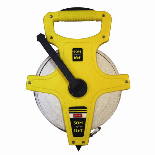 Amber Sporting Goods Measuring Tape Open Reel