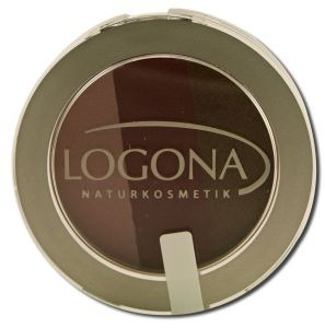 Eyeshadow Trio 03 Rosewood Logona 0.141oz Powder