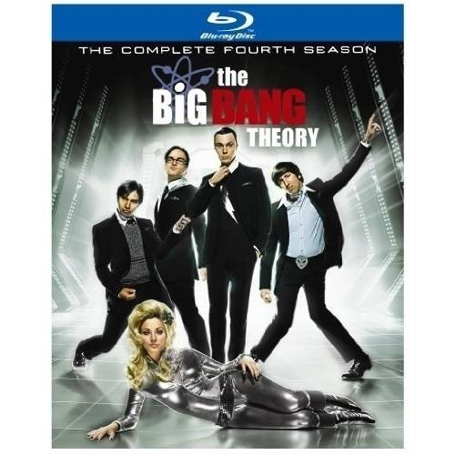 BIG BANG THEORY-COMPLETE 4TH SEASON (BLU-RAY/2 DISC/WS-16:9/VIVA)