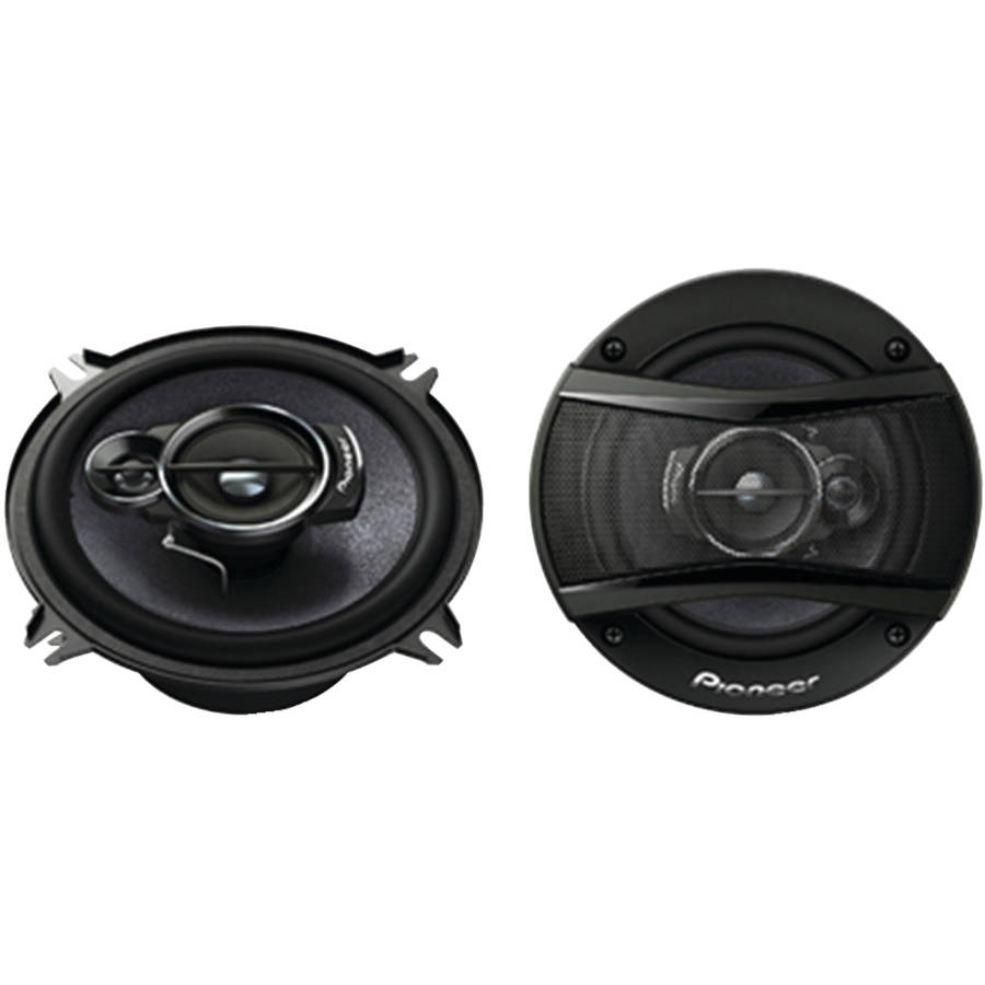 "Pioneer TS-A1376R 5.25"" A-Series 300-Watt 3-Way Speakers"